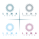 Luma Salon Logo - Entry #126