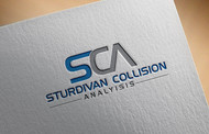 Sturdivan Collision Analyisis.  SCA Logo - Entry #29