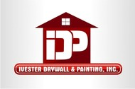 IVESTER DRYWALL & PAINTING, INC. Logo - Entry #191