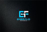 Emerald Tide Financial Logo - Entry #394