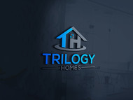 TRILOGY HOMES Logo - Entry #56