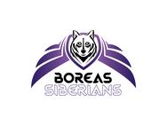 Siberian Husky Logo - Entry #65