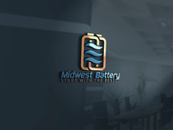Midwest Battery Logo - Entry #15