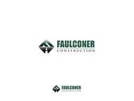 Faulconer or Faulconer Construction Logo - Entry #320