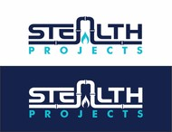 Stealth Projects Logo - Entry #258