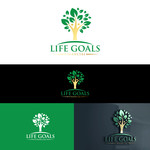 Life Goals Financial Logo - Entry #203