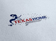 Texas Home Genie Logo - Entry #78