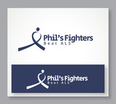 Phil's Fighters Logo - Entry #60