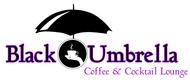 Black umbrella coffee & cocktail lounge Logo - Entry #42