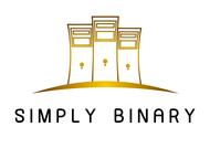 Simply Binary Logo - Entry #217