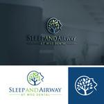 Sleep and Airway at WSG Dental Logo - Entry #464