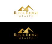 Rock Ridge Wealth Logo - Entry #415