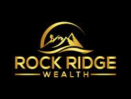 Rock Ridge Wealth Logo - Entry #226