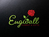 Engwall Florist & Gifts Logo - Entry #218