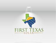First Texas Solar Logo - Entry #87