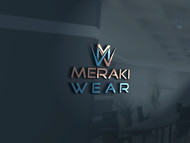 Meraki Wear Logo - Entry #305