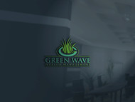 Green Wave Wealth Management Logo - Entry #465