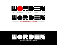 Worden Technology Solutions Logo - Entry #112