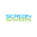 Screen Savers Logo - Entry #25