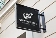 CMW Building Maintenance Logo - Entry #465
