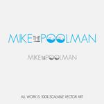 Mike the Poolman  Logo - Entry #64