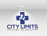 City Limits Vet Clinic Logo - Entry #183