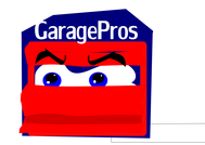 GaragePros Logo - Entry #41