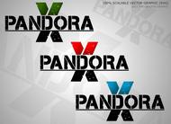 Pandora X Logo - Entry #5
