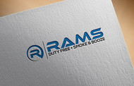 Rams Duty Free + Smoke & Booze Logo - Entry #199