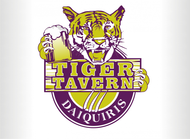 Tiger Tavern Logo - Entry #19