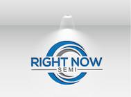 Right Now Semi Logo - Entry #207