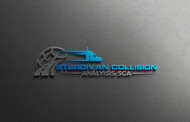 Sturdivan Collision Analyisis.  SCA Logo - Entry #184