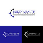 Budd Wealth Management Logo - Entry #196