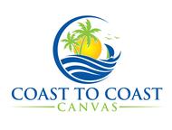 coast to coast canvas Logo - Entry #105