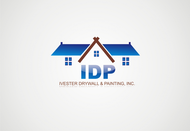 IVESTER DRYWALL & PAINTING, INC. Logo - Entry #165