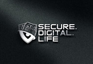 Secure. Digital. Life Logo - Entry #79