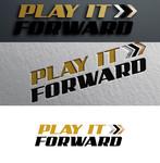 Play It Forward Logo - Entry #198