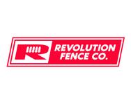 Revolution Fence Co. Logo - Entry #253
