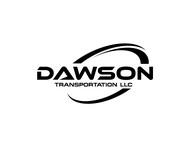 Dawson Transportation LLC. Logo - Entry #66