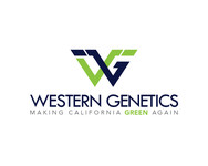Western Genetics Logo - Entry #87