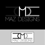 Maz Designs Logo - Entry #7