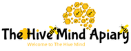 The Hive Mind Apiary Logo - Entry #85