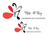 Note & Key Logo - Entry #6