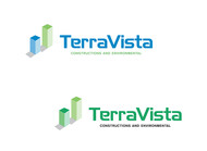 TerraVista Construction & Environmental Logo - Entry #223