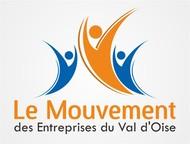 Le Mouvement des Entreprises du Val d'Oise Logo - Entry #42