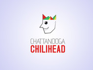 Chattanooga Chilihead Logo - Entry #47