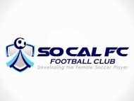 So Cal FC (Football Club) Logo - Entry #2