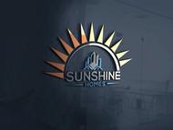 Sunshine Homes Logo - Entry #83