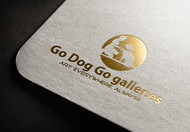 Go Dog Go galleries Logo - Entry #82