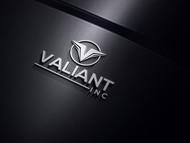 Valiant Inc. Logo - Entry #426